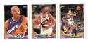1993-94 Topps Basketball Team Set - Phoenix Suns