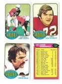 1976 Topps Football Team Set (EX) - ST. LOUIS CARDINALS