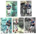 1997 Flair Showcase Row 2 Football - BUFFALO BILLS