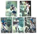 1997 Flair Showcase Row 2 Football - NEW YORK GIANTS