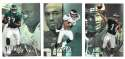1997 Flair Showcase Row 2 Football - PHILADELPHIA EAGLES