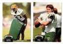1992 Topps Stadium Club (1-700) Football Team Set - GREEN BAY PACKERS
