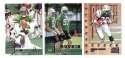1998 Leaf Rookies and Stars Football (1-300) Team Set - NEW YORK JETS