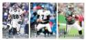 1998 Leaf Rookies and Stars Football (1-300) Team Set - PHILADELPHIA EAGLES