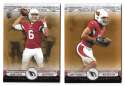 2014 Topps Museum Collection Copper Football - ARIZONA CARDINALS