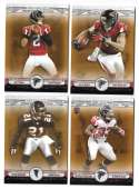 2014 Topps Museum Collection Copper Football - ATLANTA FALCONS