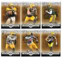 2014 Topps Museum Collection Copper Football - GREEN BAY PACKERS