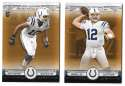 2014 Topps Museum Collection Copper Football - INDIANAPOLIS COLTS