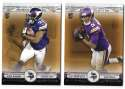 2014 Topps Museum Collection Copper Football - MINNESOTA VIKINGS