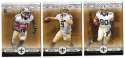 2014 Topps Museum Collection Copper Football - NEW ORLEANS SAINTS