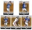2014 Topps Museum Collection Copper Football - NEW YORK GIANTS