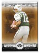 2014 Topps Museum Collection Copper Football - NEW YORK JETS