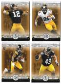 2014 Topps Museum Collection Copper Football - PITTSBURGH STEELERS