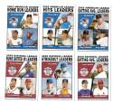 2004 Topps First (1st) Edition - League Leaders Subset
