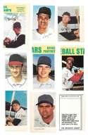 1969 MLB PhotoStamps - MONTREAL EXPOS Team set