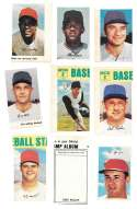 1969 MLB PhotoStamps - SAN DIEGO PADRES Team Set