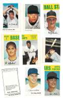 1969 MLB PhotoStamps - KANSAS CITY ROYALS Team Set