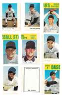 1969 MLB PhotoStamps - CHICAGO WHITE SOX Team Set