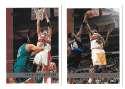 1997-98 Topps Basketball Team Set - Atlanta Hawks