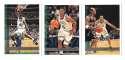 1997-98 Topps Basketball Team Set - Boston Celtics