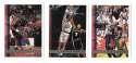 1997-98 Topps Basketball Team Set - Houston Rockets