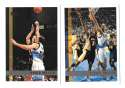1997-98 Topps Basketball Team Set - Indiana Pacers