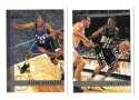 1997-98 Topps Basketball Team Set - Milwaukee Bucks