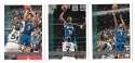 1997-98 Topps Basketball Team Set - Minnesota Timberwolves