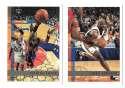 1997-98 Topps Basketball Team Set - New York Knicks
