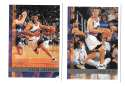1997-98 Topps Basketball Team Set - Phoenix Suns