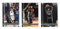 1997-98 Topps Basketball Team Set - San Antonio Spurs