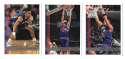 1997-98 Topps Basketball Team Set - Toronto Raptors