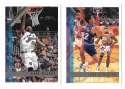 1997-98 Topps Basketball Team Set - Utah Jazz