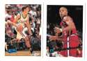 1995-96 Topps Basketball Team Set - Los Angeles Clippers