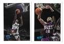 1995-96 Topps Basketball Team Set - Milwaukee Bucks