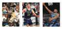 1995-96 Topps Basketball Team Set - Minnesota Timberwolves