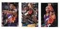 1995-96 Topps Basketball Team Set - Phoenix Suns