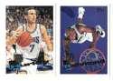 1995-96 Topps Basketball Team Set - Sacramento Kings