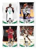 2004-05 Topps Basketball Team Set - Boston Celtics
