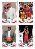 2004-05 Topps Basketball Team Set - Chicago Bulls