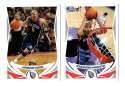 2004-05 Topps Basketball Team Set - New Jersey Nets