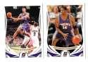 2004-05 Topps Basketball Team Set - Phoenix Suns