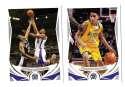 2004-05 Topps Basketball Team Set - Sacramento Kings