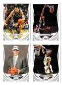 2004-05 Topps Basketball Team Set - San Antonio Spurs