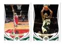 2004-05 Topps Basketball Team Set - Seattle Supersonics