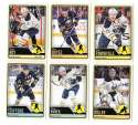 2012-13 O-Pee-Chee (1-500) Hockey Team Set - Buffalo Sabres