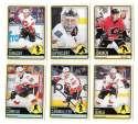 2012-13 O-Pee-Chee (1-500) Hockey Team Set - Calgary Flames