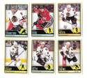 2012-13 O-Pee-Chee (1-500) Hockey Team Set - Chicago Blackhawks