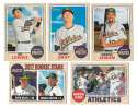 2017 Topps Heritage - OAKLAND As Team set