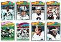1977 Topps Football (C) Team Set - OAKLAND RAIDERS